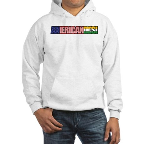 American Desi Hooded Sweatshirt