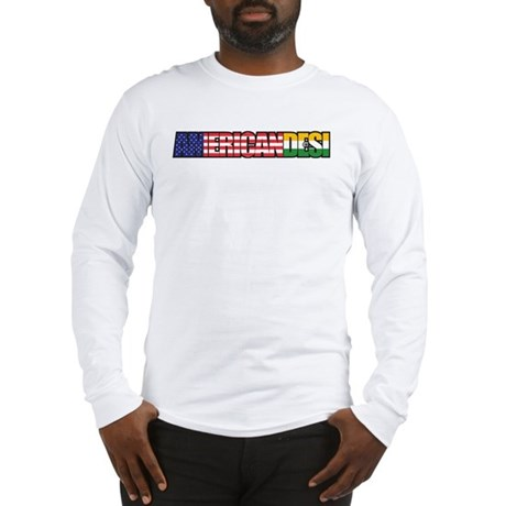 American Desi Long Sleeve T-Shirt