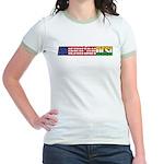 American Desi Jr. Ringer T-Shirt