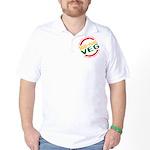 100% Pure Veg Golf Shirt