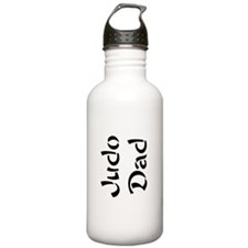Martial Arts Judo Dad Water Bottle