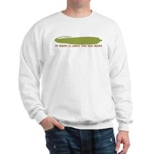 Longer Doodhi Sweatshirt