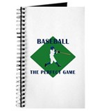 Baseball The Perfect Game Journal