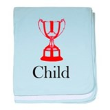 Trophy Child Infant Blanket
