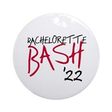 Bachelorette Bash 2013 Ornament (Round)