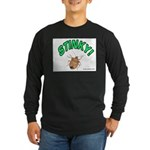 Stink Bug Long Sleeve Dark T-Shirt