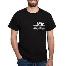 Alley Oops Logo 6 T-Shirt Design Front Pocket