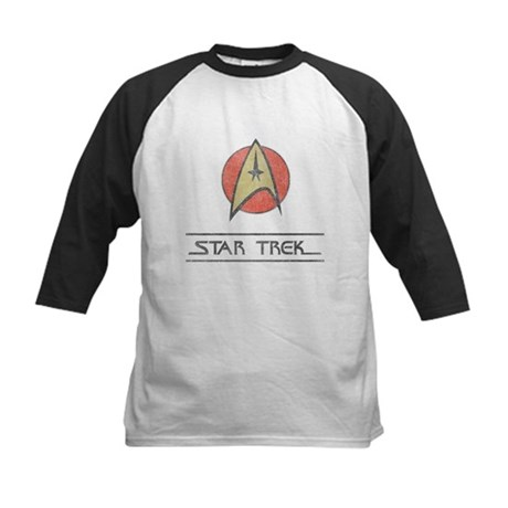 Vintage Star Trek Kids Baseball Jersey