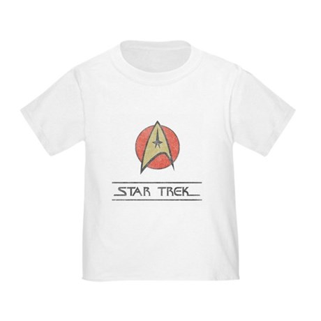 Vintage Star Trek Toddler T-Shirt