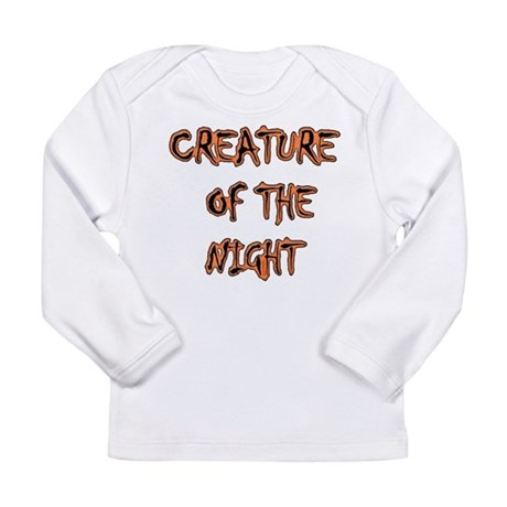 Night Creature Long Sleeve Infant T-Shirt