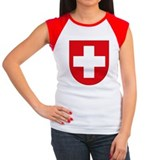 Switzerland Coat of Arms Tee