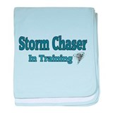 Storm Chaser In Training Infant Blanket