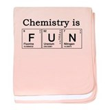 Chemistry Fun Infant Blanket