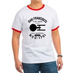 San Francisco Fleet Yards Ringer T