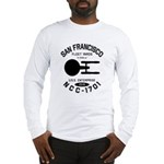 San Francisco Fleet Yards Long Sleeve T-Shirt