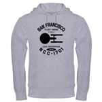 San Francisco Fleet Yards Hooded Sweatshirt