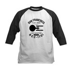 San Francisco Fleet Yards Kids Baseball Jersey