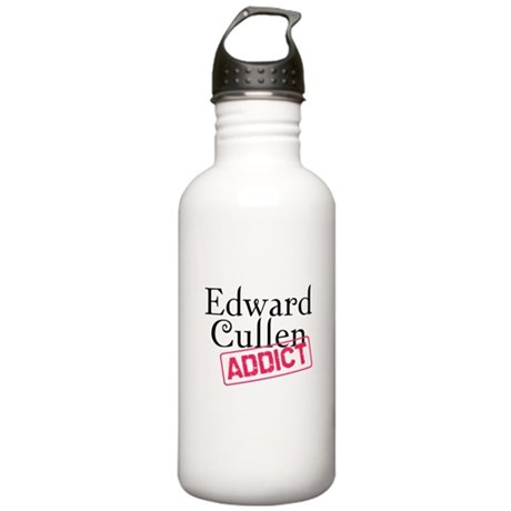 Edward Cullen Addict Stainless Water Bottle 1.0L