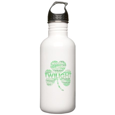 Twilight Shamrock Stainless Water Bottle 1.0L