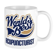 Worlds Best Acupuncturist Mug