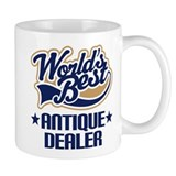 Worlds Best Antique Dealer Mug
