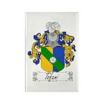 Tofani Family Crest Rectangle Magnet (100 pack)