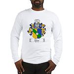 Tofani Family Crest Long Sleeve T-Shirt