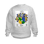 Tofani Family Crest Kids Sweatshirt