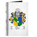 Tofani Family Crest Journal