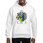 Tofani Family Crest Hooded Sweatshirt