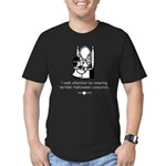 Terrible Costume Men's Fitted T-Shirt (dark)