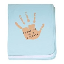 Proud to be a Primate Infant Blanket