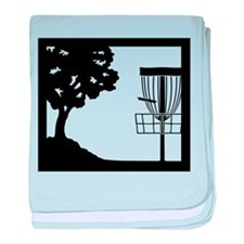 Disc Golf Infant Blanket