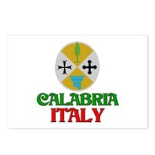 Calabria Italy Postcards (Package of 8)