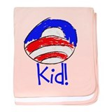 Obama Kid! Infant Blanket