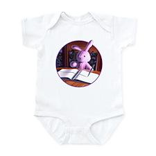 Aunt Dimity's Death Infant Bodysuit