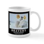 Penguin Bravery Mug