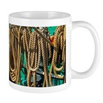 USS Constitution - Ropes for Mug