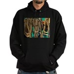 USS Constitution - Ropes for Hoodie (dark)