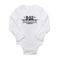 B-52 Aviation Crew Long Sleeve Infant Bodysuit