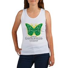 Gastroparesis Butterfly Women's Tank Top