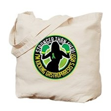 Gastroparesis Boxing Girl Tote Bag