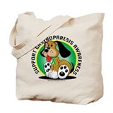 Gastroparesis Dog Tote Bag