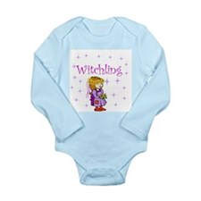 Witchling Long Sleeve Infant Bodysuit