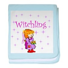 Witchling Infant Blanket