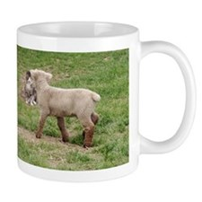 Lamb & Kitty Mug