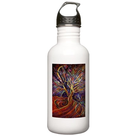 Aura Energy Tree Stainless Water Bottle 1.0L
