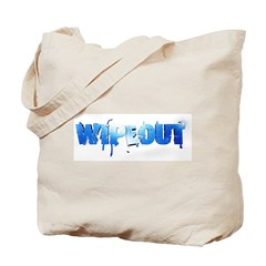 Wipeout Logo Tote Bag