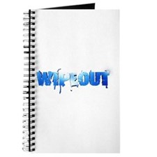 Wipeout Logo Journal