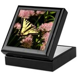 Tiger Swallowtail Keepsake Box